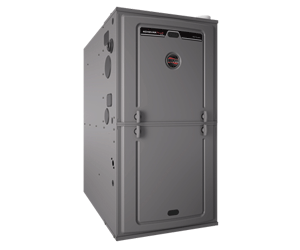 Ruud 95% and 80% efficient furnaces with outstanding 10 year parts warranty.